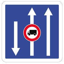 Dynamic road channelling