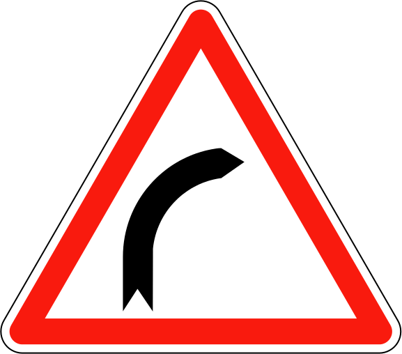 Dangerous bends